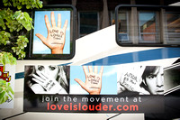 """Love is Louder"" with Brittany Snow."