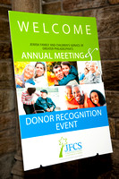 JFCS - Annual Meeting and Donor Recognition Event - 2013