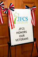 JFCS- Dedication of New VFW Post at Brith Sholom House
